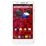 Motorola Droid Ultra XT1080 Unlocked GSM 4G LTE Smartphone w/ 10MP Camera - White (Certified Refurbished)