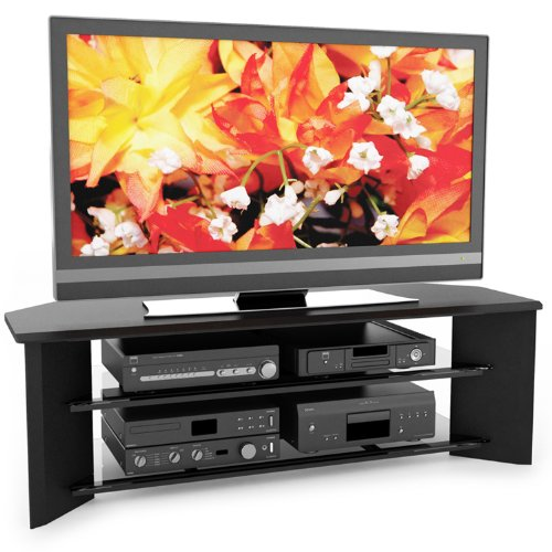 Cheap Sonax SB-6580 South Beach 58-Inch Wide Black TV Stand with Two Shelves (SB-6580)