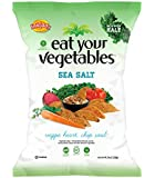 Eat Your Vegetables Sea Salt Veggie Chips, 4.5 Ounce