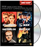 TCM Greatest Gangster Films Collection: James Cagney (City for Conquest / G Men / Each Dawn I Die / White Heat)