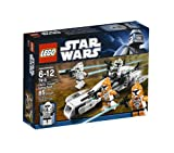 51IoFK YqGL. SL160  LEGO Star Wars Clone Trooper Battle Pack 7913