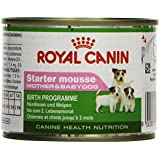 Royal Canin Hundefutter Starter mousse, 195g, 12er Pack (12 x 195 g)