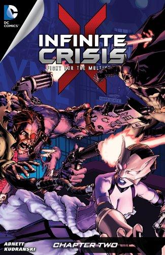 Infinite Crisis: Fight for the Multiverse #2 (Infinite Crisis 2 compare prices)