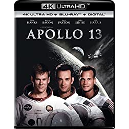 Apollo 13 [4K Ultra HD + Blu-ray]