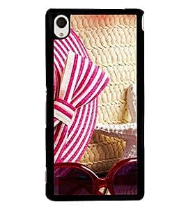 Beach Holidays 2D Hard Polycarbonate Designer Back Case Cover for Sony Xperia M4 Aqua :: Sony Xperia M4 Aqua Dual