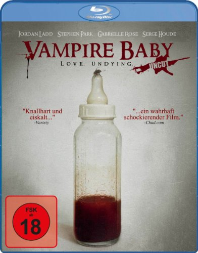Vampire Baby - Love. Undying. - Uncut [Blu-ray]