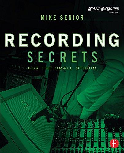 recording-secrets-for-the-small-studio