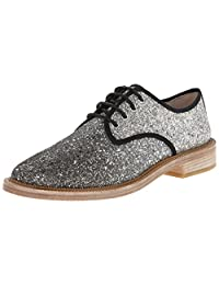 Marc by Marc Jacobs Women's Sparkle Lace Up Oxford