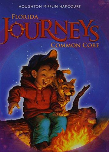 Houghton Mifflin Harcourt Journeys Florida: Student Edition Volume 1 Grade 3 2014