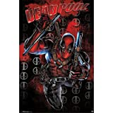 (22x34) Deadpool Comics Poster