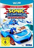 Sonic All - Stars Racing Transformed - Special Edition - [Nintendo Wii U]