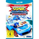 "Sonic All - Stars Racing Transformed - Special Edition - [Nintendo Wii U]von """"Sega of America, Inc."""""