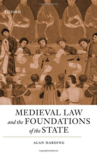 Medieval Law and the Foundations of the State