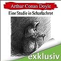Eine Studie in Scharlachrot (Sherlock Holmes 1) (       ungekürzt) von Arthur Conan Doyle Gesprochen von: Erich Räuker