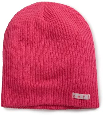 Neff Men's Daily Beanie Hat, Pink, One Size