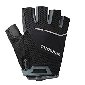 Shimano Mens Explorer Cycling Gloves by Shimano