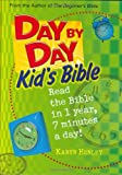 Day by Day Kids Bible: The Bible for Young Readers (Tyndale Kids)