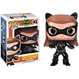 Funko POP Heroes Cat Woman 1966 Vinyl Figure