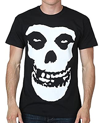 The Misfits Skull Logo Men's T-shirt L