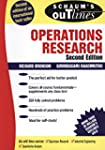 Schaum's Outline of Operations Resear...