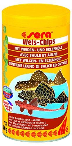 sera Wels-Chips, Chips für Raspelnde