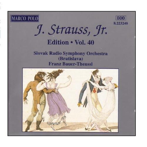 strauss-ii-j-edition-vol-40