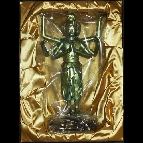 世紀の神仏シリーズ 戦闘神 阿修羅 黄金