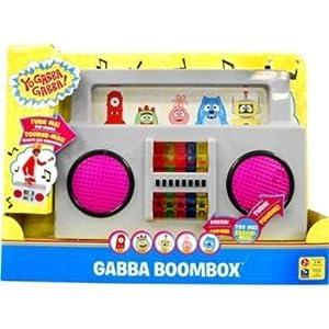 Yo Gabba Gabba! Boom Box