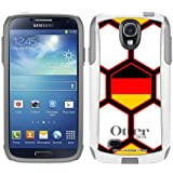 Otterbox Commuter Soccer Ball Germany Flag Case For Samsung Galaxy S4