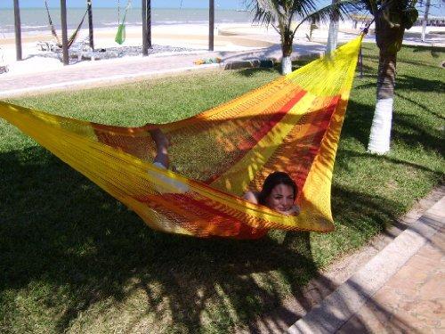 Mexikanische Hängematte No. 3 papaya
