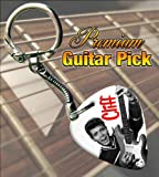 Cliff Richard Premium Guitar Pick Keyring