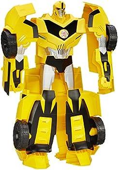 Transformers Robots Super Bumblebee Figure