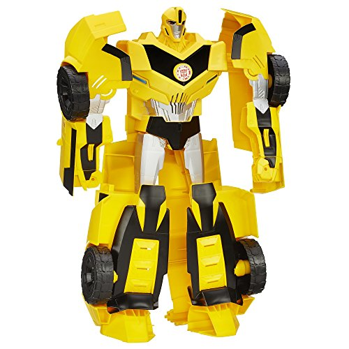 Transformers Robots in Disguise Super Bumblebee Figure (Robots Figures compare prices)