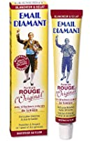 Email Diamant - 502050 - Dentifrice Blancheur - Formule Rouge - L'Original - 50 ml - Lot de 3