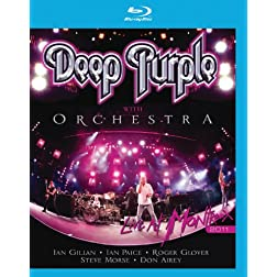 Deep Purple & Orch: Live at Montreux 2011 [Blu-ray]
