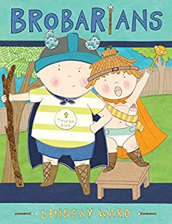 Book Cover: Brobarians