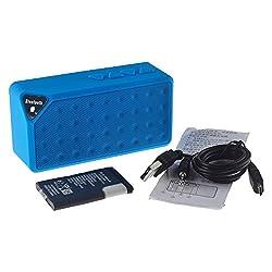 ADCOM Bluetooth Mobile Speaker X3(BLUE)