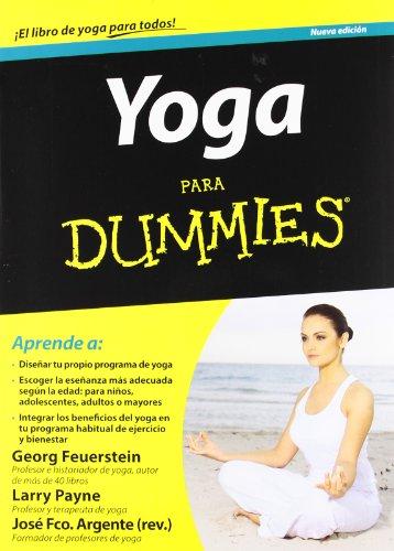 PACK YOGA PARA DUMMIES Y DVD