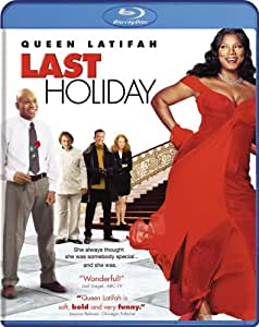 NEW Latifah/ll Cool J/hutton - Last Holiday (Blu-ray)