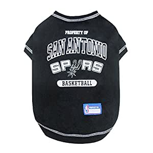 Amazon.com : Pets First NBA San Antonio Spurs Pet Tee