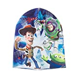 Disney Toy Story - Buzz Lightyear and Woody Knit Beanie Winter Hat