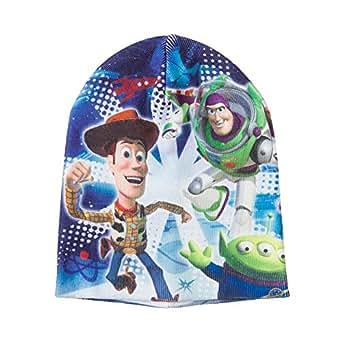Amazon.com: Disney Toy Story - Buzz Lightyear and Woody Knit Beanie Winter Ha...