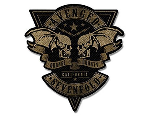 Avenged Sevenfold - Orange County - Toppa/Patch