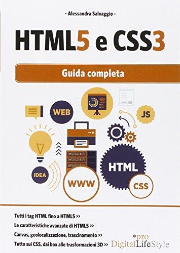 HTML5 e CSS3 Guida completa PDF