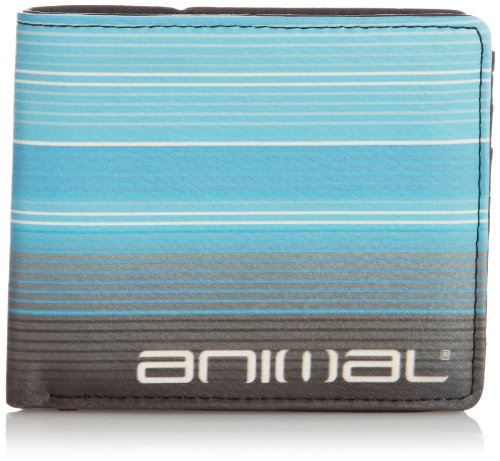 Animal Mens Klooga Wallet DW4SE013-062 Marine Blue