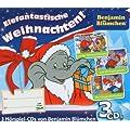 Benjamin Bl�mchen Weihnachtsbox. 3 CDs