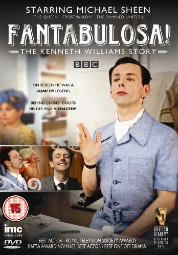 Fantabulosa! Kenneth Williams - Starring Michael Sheen [DVD]