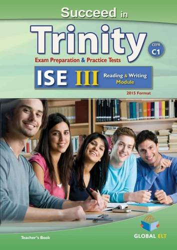Succeed in Trinity-ISE 3. Reading-writing. Student's book. Con espansione online. Per le Scuole superiori