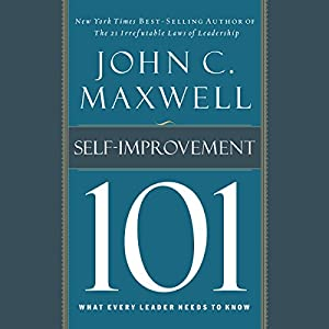 Self-Improvement 101 Audiobook