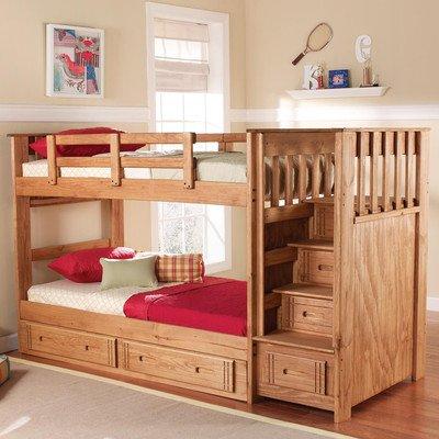 3 Sleeper Bunk Beds 9886 front